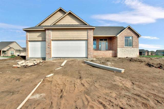 4681 N Elk Creek, Bel Aire, KS 67226 (MLS #565660) :: Wichita Real Estate Connection