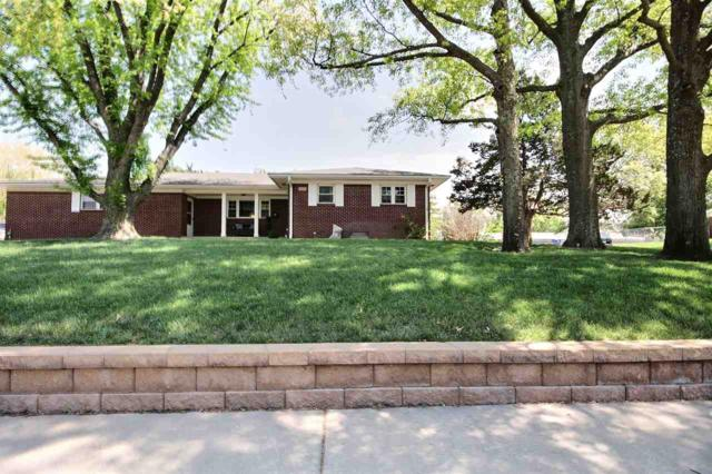 800 N Woodlawn Blvd, Derby, KS 67037 (MLS #565670) :: On The Move