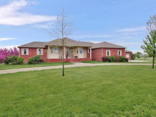 15719 SW 140th St, Rose Hill, KS 67133 (MLS #565673) :: On The Move