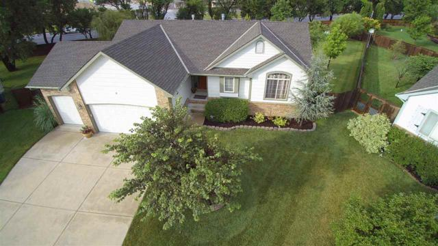 1313 N Robin Ct, Andover, KS 67002 (MLS #565695) :: On The Move