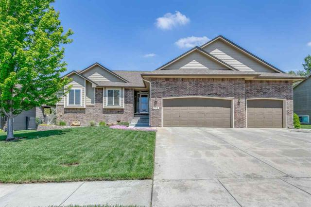 1112 E Rushwood Dr, Derby, KS 67037 (MLS #565698) :: On The Move
