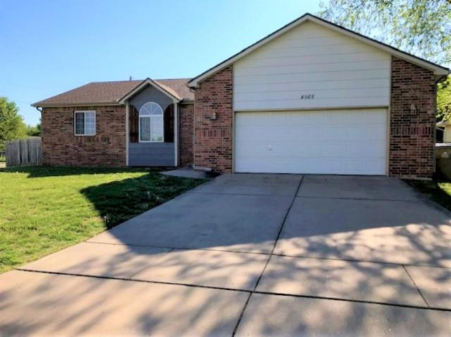 4568 N Glendale St., Bel Aire, KS 67220 (MLS #565705) :: Wichita Real Estate Connection