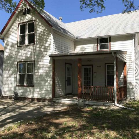 1130 N Main, Wichita, KS 67203 (MLS #565709) :: On The Move