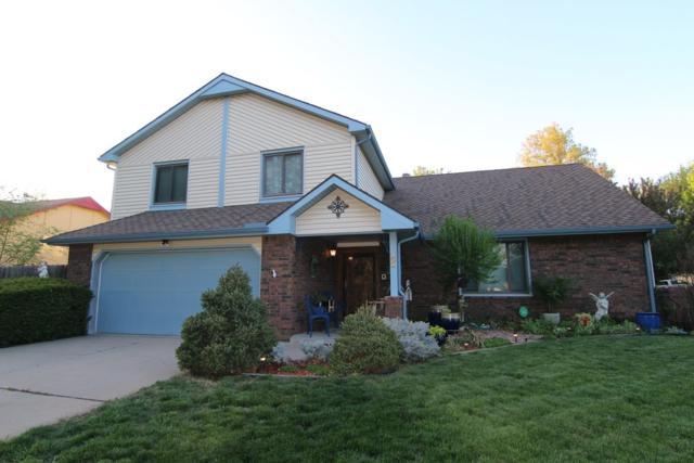 205 S Gleneagles Ct, Wichita, KS 67209 (MLS #565712) :: On The Move