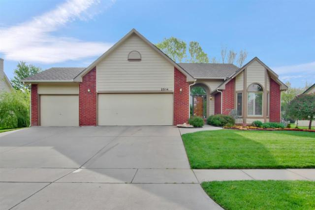 2514 N Cranbrook St, Wichita, KS 67226 (MLS #565719) :: On The Move