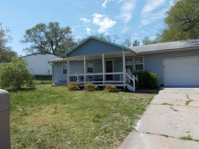 1937 E Gary St, Park City, KS 67219 (MLS #565720) :: On The Move