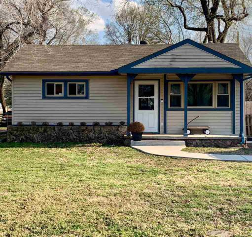 587 W 1st St, Valley Center, KS 67147 (MLS #565722) :: On The Move