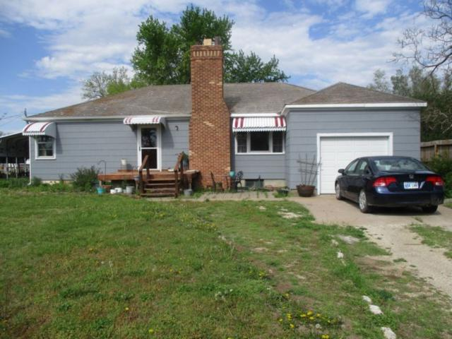 709 Santa Fe, Durham, KS 67438 (MLS #565726) :: On The Move