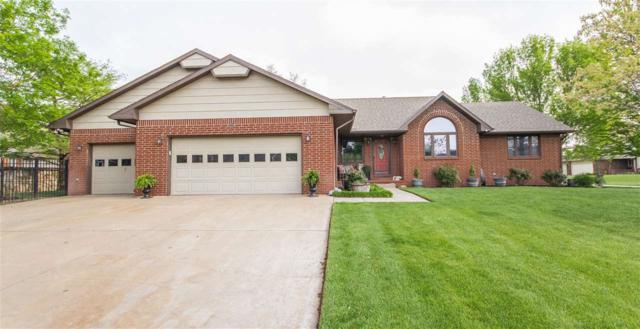 4 Flanigan Dr, Augusta, KS 67010 (MLS #565727) :: On The Move
