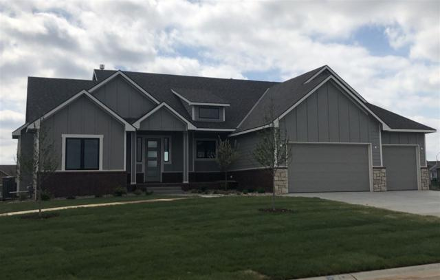 3118 Chambers Circle, Wichita, KS 67205 (MLS #565730) :: On The Move