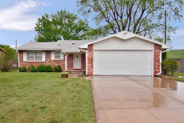 1739 N West Lynn, Wichita, KS 67212 (MLS #565731) :: On The Move