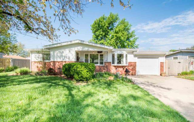 5311 S Ash St, Wichita, KS 67216 (MLS #565733) :: On The Move