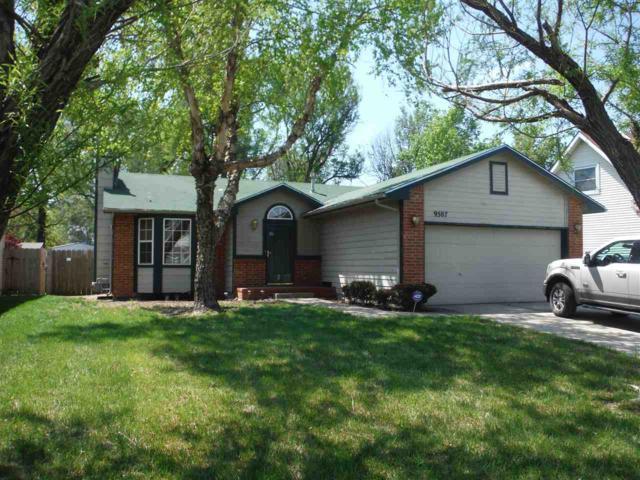 9507 E Carson, Wichita, KS 67210 (MLS #565734) :: On The Move
