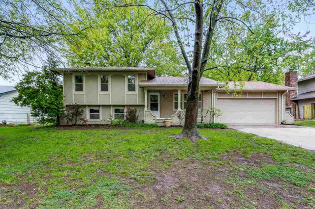 1406 E Virginia St, Derby, KS 67037 (MLS #565735) :: On The Move