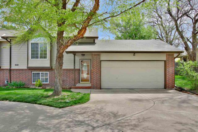 10101 W Pawnee Ave #700-B #700B, Wichita, KS 67215 (MLS #565754) :: On The Move