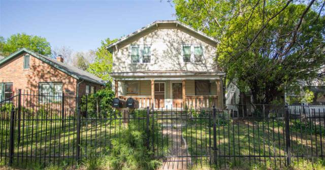 1215 N Jackson Ave, Wichita, KS 67203 (MLS #565783) :: On The Move