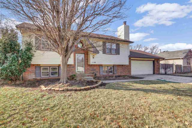 1209 Mccaskey Dr, Rose Hill, KS 67133 (MLS #565825) :: On The Move