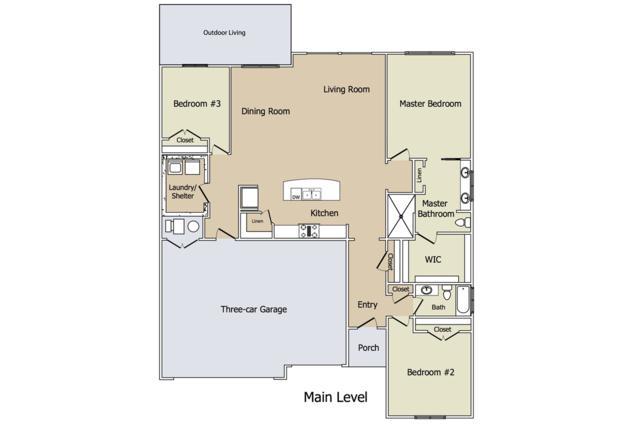 3703 N Siena Lakes Circle, Wichita, KS 67205 (MLS #565926) :: Pinnacle Realty Group