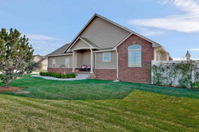 513 Witmarsum West Dr, North Newton, KS 67117 (MLS #565931) :: On The Move