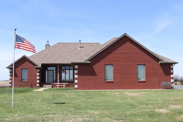 757 S Meridian Rd, Wellington, KS 67152 (MLS #565963) :: On The Move