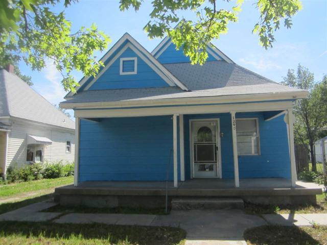 1240 S Emporia Ave, Wichita, KS 67211 (MLS #566001) :: On The Move
