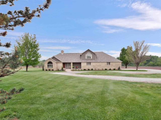 13623 SW 170th St, Rose Hill, KS 67133 (MLS #566091) :: On The Move