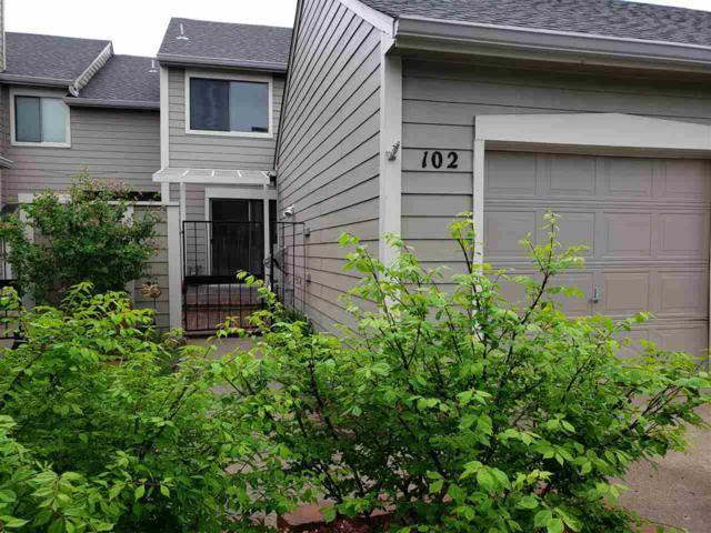 2221 Bramblewood #102, Wichita, KS 67226 (MLS #566168) :: On The Move