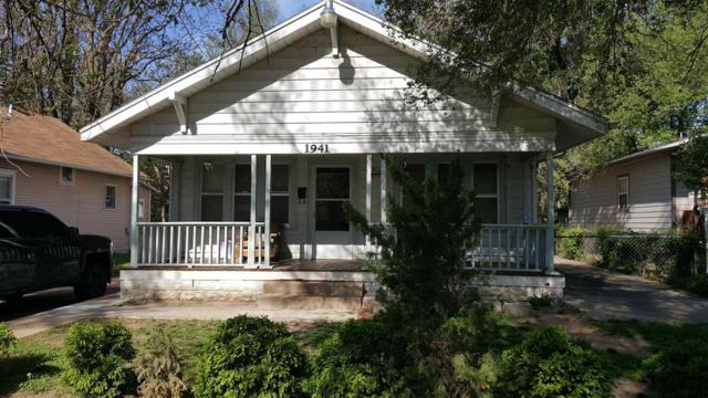 1941 N Jackson Ave, Wichita, KS 67203 (MLS #566189) :: On The Move