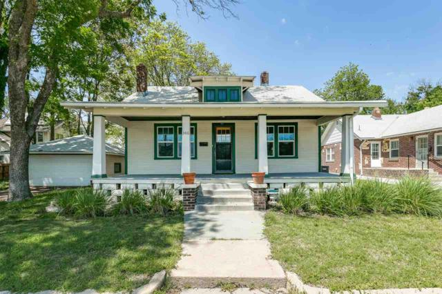 3416 E Mildred, Wichita, KS 67208 (MLS #566319) :: Wichita Real Estate Connection