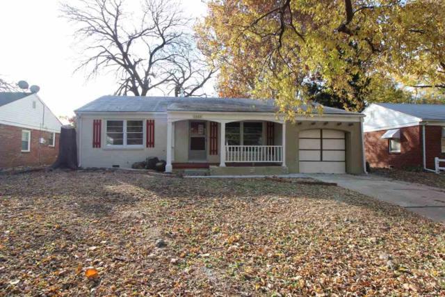 1545 N Terrace, Wichita, KS 67208 (MLS #566362) :: Pinnacle Realty Group