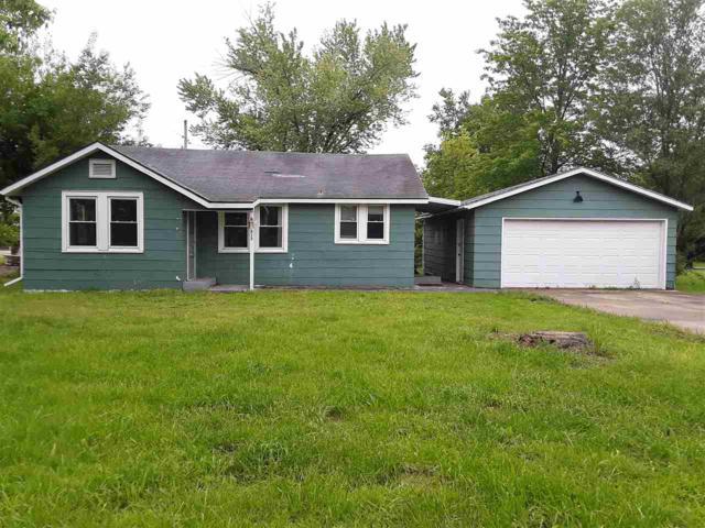713 E 1st, Eureka, KS 67045 (MLS #566406) :: Keller Williams Hometown Partners