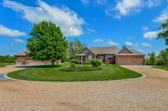 1050 N 199TH ST W, Goddard, KS 67052 (MLS #566424) :: Wichita Real Estate Connection