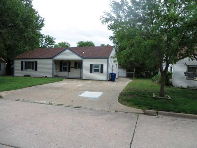 1613 W 17TH ST N, Wichita, KS 67203 (MLS #566433) :: Wichita Real Estate Connection