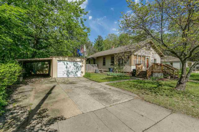 801 N Denver St., El Dorado, KS 67042 (MLS #566481) :: On The Move