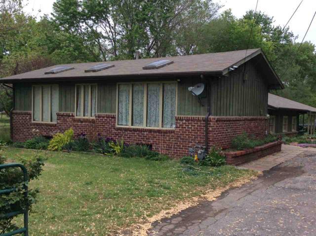 220 W 45th St N, Wichita, KS 67204 (MLS #566491) :: On The Move