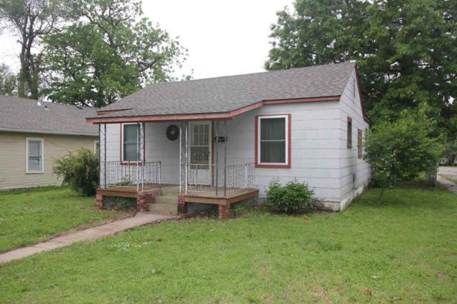 701 S Alleghany St, El Dorado, KS 67042 (MLS #566494) :: On The Move