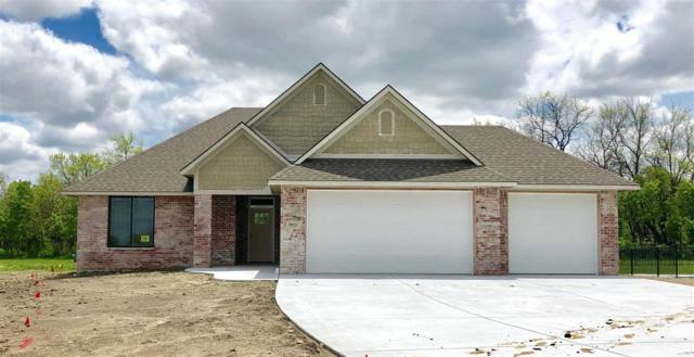 5921 E Wildfire St., Bel Aire, KS 67220 (MLS #566515) :: Wichita Real Estate Connection