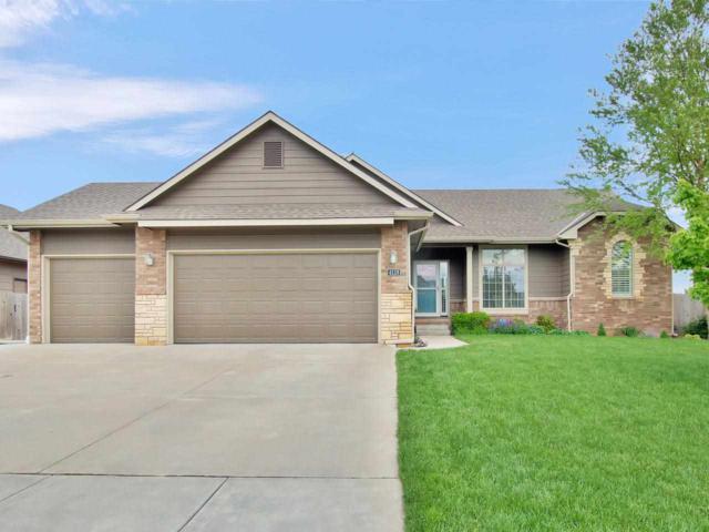 4118 N Parkdale, Maize, KS 67101 (MLS #566541) :: Wichita Real Estate Connection