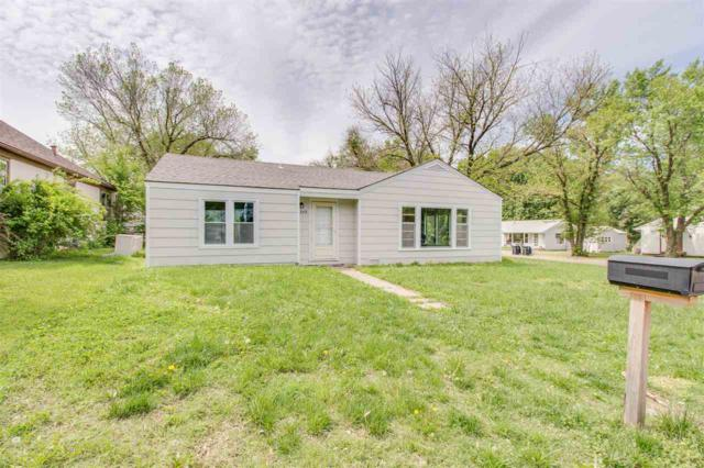 1349 W Olive Ave, El Dorado, KS 67042 (MLS #566591) :: On The Move
