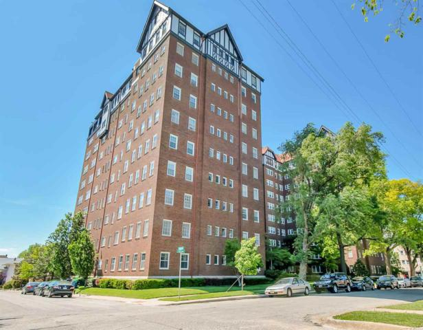 115 S Rutan Ave #10D, Wichita, KS 67218 (MLS #566602) :: Pinnacle Realty Group
