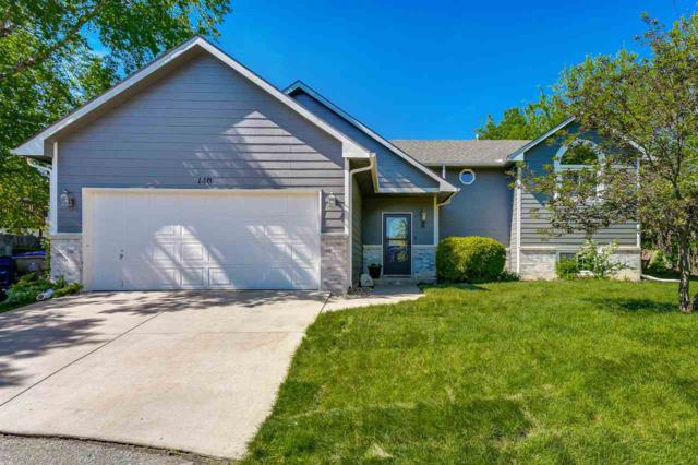 140 S Valley Stream Dr, Derby, KS 67037 (MLS #566609) :: Wichita Real Estate Connection