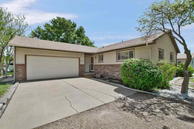 22 Shenandoah Dr, Goddard, KS 67052 (MLS #566612) :: Wichita Real Estate Connection