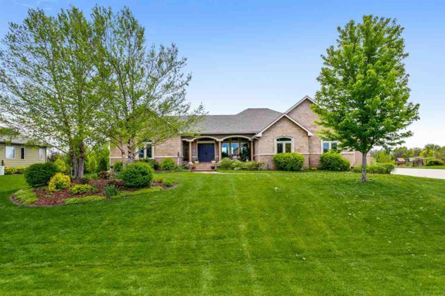 1801 E Elk Ridge, Goddard, KS 67052 (MLS #566618) :: Wichita Real Estate Connection