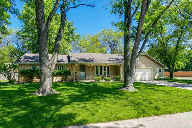 1100 E Oakwood Ct, Derby, KS 67037 (MLS #566653) :: Wichita Real Estate Connection