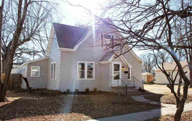 709 E 9th Ave, Winfield, KS 67156 (MLS #566659) :: On The Move