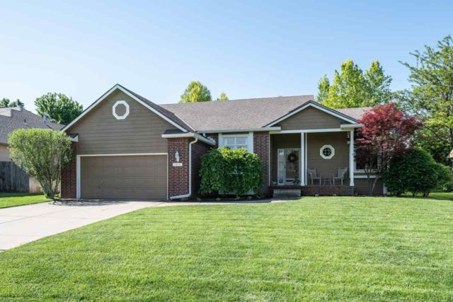 1403 Elm St, Andover, KS 67002 (MLS #566665) :: On The Move