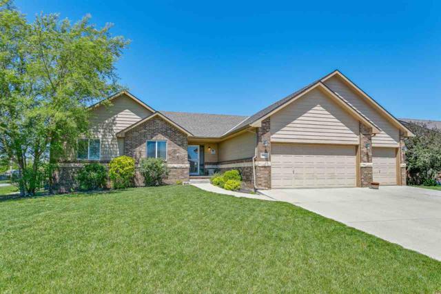 2002 E Sunset St, Goddard, KS 67052 (MLS #566687) :: Wichita Real Estate Connection
