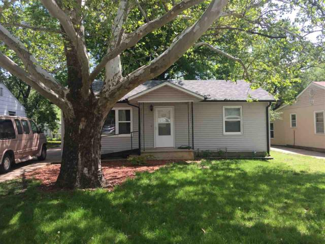 814 N Atchison St, El Dorado, KS 67042 (MLS #566697) :: On The Move