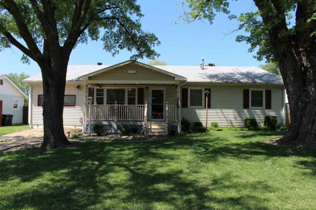 1546 Norwood Ave, El Dorado, KS 67042 (MLS #566725) :: On The Move