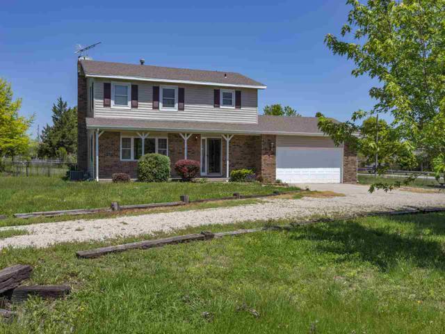 215 S Monticello, Andover, KS 67002 (MLS #566745) :: On The Move